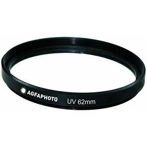 Agfa Photo 62mm UV Ultraviolet  Filter 62