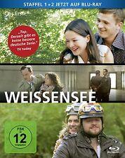 2 Blu-rays * WEISSENSEE - STAFFEL 1 + 2  Katrin Sass , H. Herzsprung # NEU OVP %