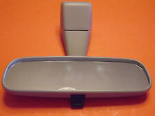 Economy Rear View Mirror Chevy Prizm Toyota Corolla GRAY GREY 93-97 98 99 00-02