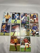 Vintage The Football League Pro Set Football Collectable Trading Cards X 10 1991