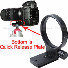Lens Collar Bracket Tripod Mount Ring for Nikon AF 80-400mm f/4.5-5.6D ED VR NEW