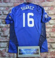 SUAREZ Ajax  Away football shirt jersey EUROPA vintage rare LARGE barcelona l