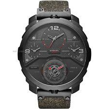 Diesel Watch Machinus negro de los hombres Dz7358