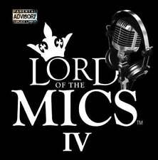 Various Artists - Lord Of The Mics Iv NEW CD