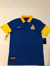 Nike MLB Seattle Mariners Polo Shirt Cooperstown Collection  Mens Size XL