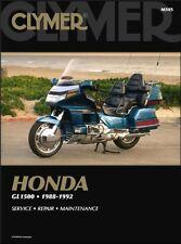 1988-1992 Honda Goldwing Gold Wing GL 1500 GL1500 CLYMER REPAIR MANUAL M505