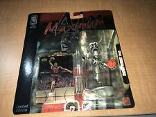 Michael Jordan Chicago Bulls 1999 Mattel Air Maximum Figure MIP