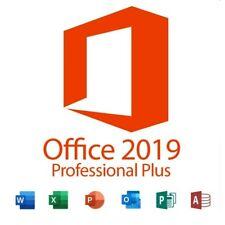 Microsoft Office 2019 Pro Plus 1 PC Version Retail Key ( Keine Volumenlizenz)
