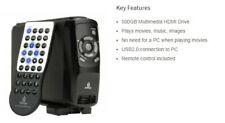 iomega ScreenPlay HD Multimedia Drive 500GB open box, but never used, mint