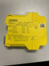 Phoenix  Contact 2986038 PSR-SCP- 24DC/TS/SDI8/SDIO4 Safety Relay