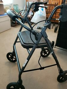 Nova bariatric rollator local pick up only no shipping