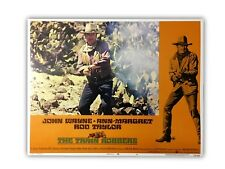 """THE TRAIN ROBBERS"" ORIGINAL 11X14 AUTHENTIC LOBBY CARD POSTER PHOTO 1973 WAYNE"