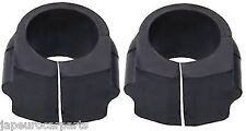 Fits NISSAN ELGRAND E51 02-09 FRONT ANTI ROLL SWAY BAR STABILIZER D BUSHES x2