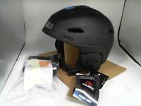 "Giro Zone Mips Unisex Adult Winter Sports Helmet - Matte Black Size M 21.75-23"""