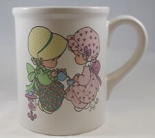 Vintage Expressions by Enesco 1994/96 Precious Moments Home for the Holidays Mug