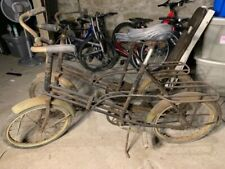 Antique Sears Tote Collapsible Bicycles - Pair
