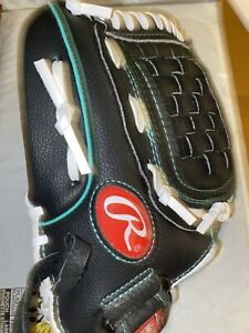 "Rawlings 11 1/2"" Fastpitch Softball Glove Left Hand Throw Leather Palm WFP115MT"