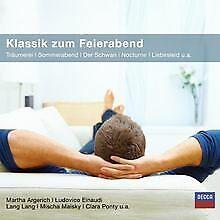 Entspannung Pur - Klassik Zum Feierabend (Cc) von Lan...   CD   Zustand sehr gut