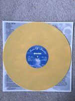 """Vision Of Disorder Still 12"""" Revelation gold colored vinyl record NYHC madball"""