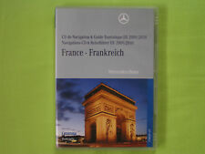 CD NAVIGATION FRANKREICH MERCEDES BENZ COMAND APS DX 2010 C CL E G M S SL 10.0