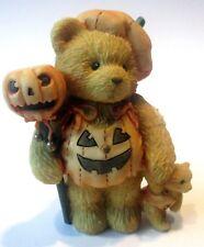 Cherished Teddies 1994 Pumpkin Patch Pals Breanna  By Enesco