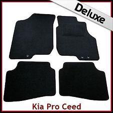 Kia Pro Ceed (2007 2008 2009 2010...2012) Tailored LUXURY 1300g Car Mats 3 Hole