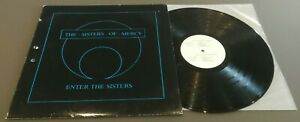 LP THE SISTERS OF MERCY ENTER THE SISTERS B.S.R. 2001