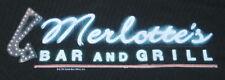 True Blood TV Series Merlotte's Bar and Grill Logo T-Shirt Size Small NEW UNWORN