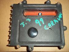 1999 DODGE CARAVAN TRANSMISSION CONTROL MODULE,PART# 04686760AD