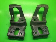 SET AUDI A4 B7 2004-2008 FRONT LEFT & RIGHT SIDE SKIRT MOUNT BRACKETS 8E0853921D