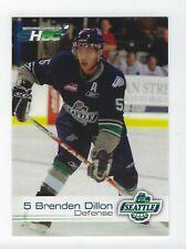 2010-11 Seattle Thunderbirds (WHL) Brenden Dillon (Washington Capitals)
