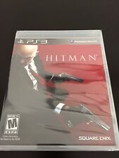 PS3 Games Hitman: Absolution (Sony PlayStation 3, 2012)