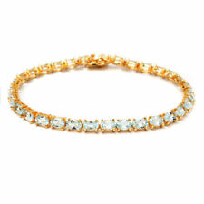 Silver Plated Natural Topaz Fine Jewellery