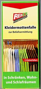 Kleidermotten Klebefalle Permanent Mottenschutz insektizidfrei Pheromonfalle