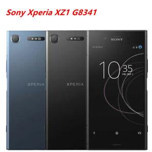"Sony Xperia XZ1 G8341 5.2"" 4G 64GB Octa Core NFC Fingerprint Original SmartPhone"