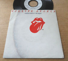 """DISQUE 45T DE THE ROLLING STONES  """" UNDERCOVER OF THE NIGHT """""""