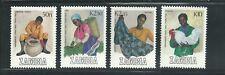 Zambia Scott # 444-447 MNH Trade Fair