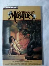 Masques #1 (Jul 1992, Innovation) FP NM