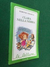 Simone FRASCA - CLARA NELLA NEBBIA Le Letture/110 EL (1997) Libro verde