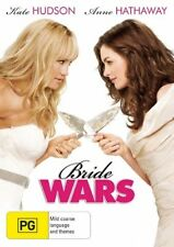 Bride Wars (2008) Anne Hathaway, Kate Hudson - NEW DVD - Region 4