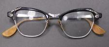Vintage Ladies B & L 1/10 10k Gold Filled Glasses with Lenses