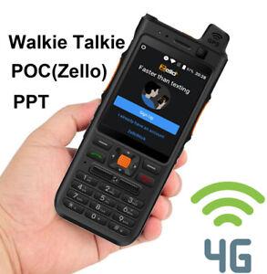 Unlocked Walkie Talkie 4G Interphone Smartphone W7 Real-PTT Android 1GB/8GB+32G