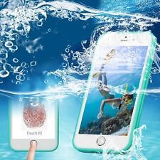 360° Wasserdicht Handy Tasche Schutz Hülle Etui Für iPhone6s 7 8 Plus Samsung S7