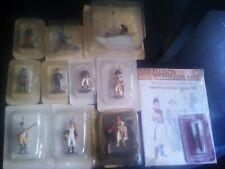 Soldados De Plomo Napoleonicos.lote 10 Figuras.