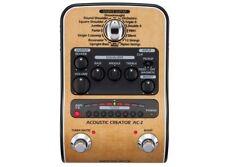 Zoom AC 2 Acoustic Creator - Pedale per Acustica