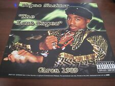 "Tupac Shakur ""The Lost Tapes"" 12' X12"" Poster Flat"