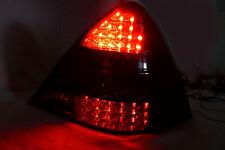 DEPO 98-04 MERCEDES BENZ R170 SLK230 SLK320/SLK32 RED/CLEAR LED TAIL LIGHTS AMG