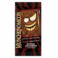 Munchkin Munchkinomicon - Munchkin Booster - Expansion - New