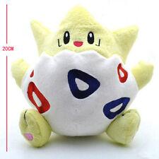Anime Pokemon Togepi Pocket Monster Soft Plush Teddy Doll Stuffed Toys Kid Gifts