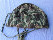 Covers Helmet / Mosquito Net Us Camouflaged Ww2 Original
